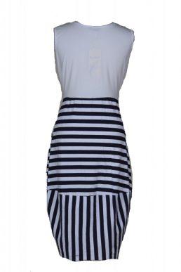 Sensi Wear jurk stripes