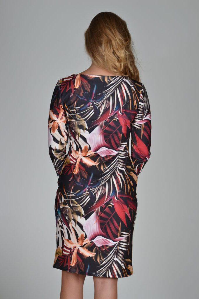 Fos jurk herfst