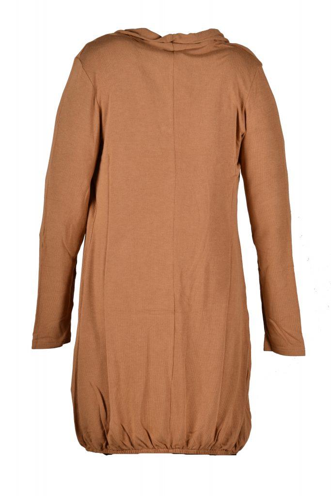 angelle milan camel vest achterkant