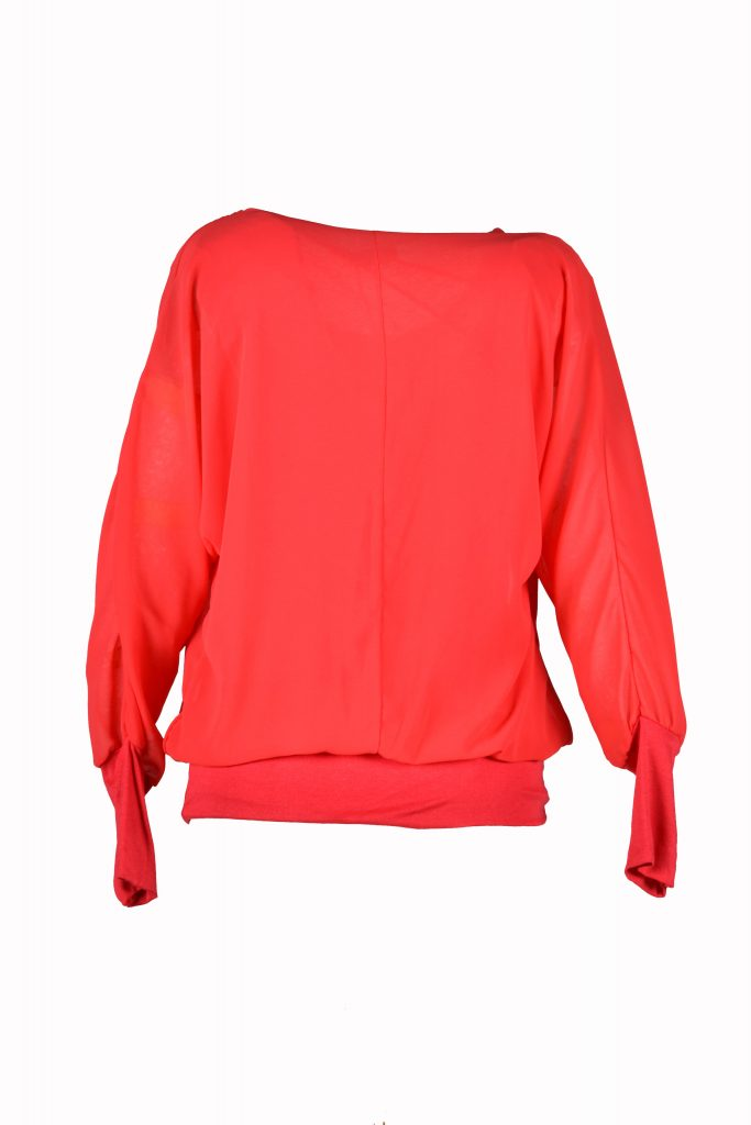 sensi wear top rood
