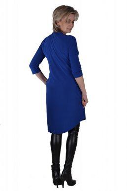 Angelle Milan jurk kobalt voor