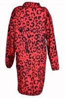 Blueberry rode jurk -tuniek