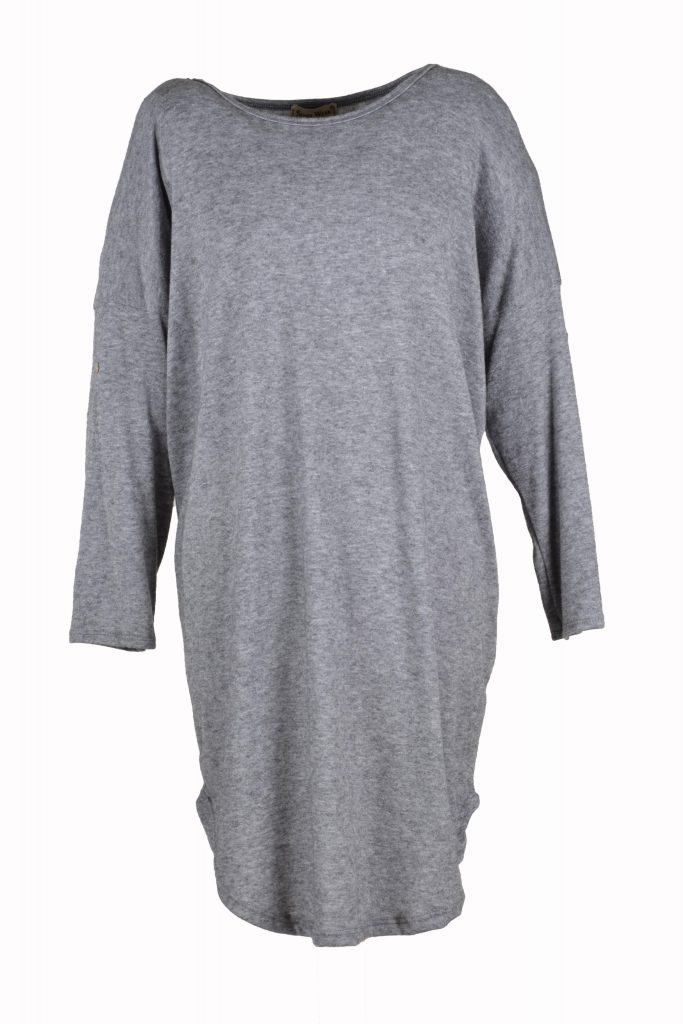 sensi wear trui licht grijs voorkant