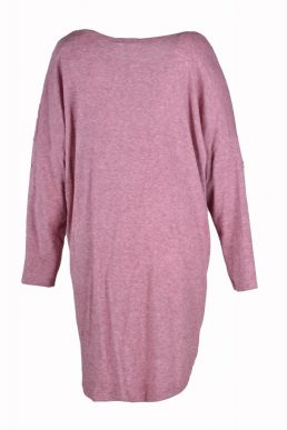 sensi wear trui roze achterkant