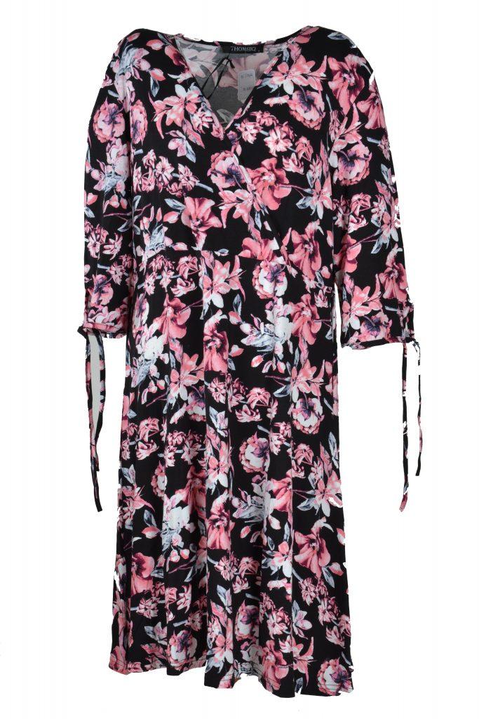 bloem jurk