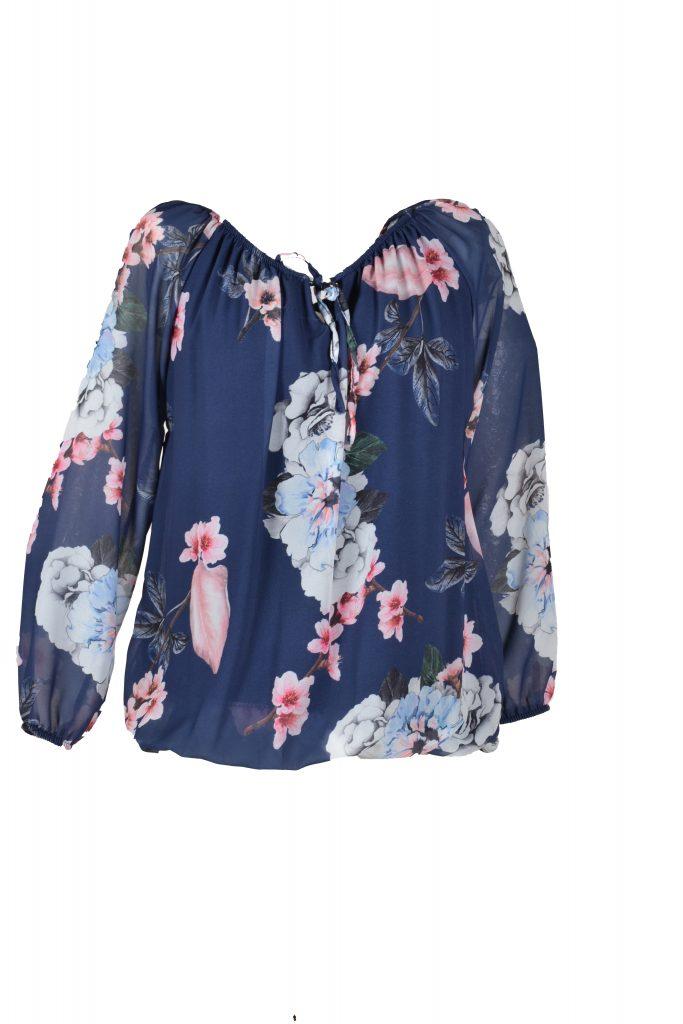 fleurige blouses