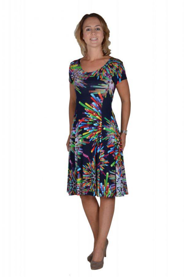 Debbie Morgan jurk 3D