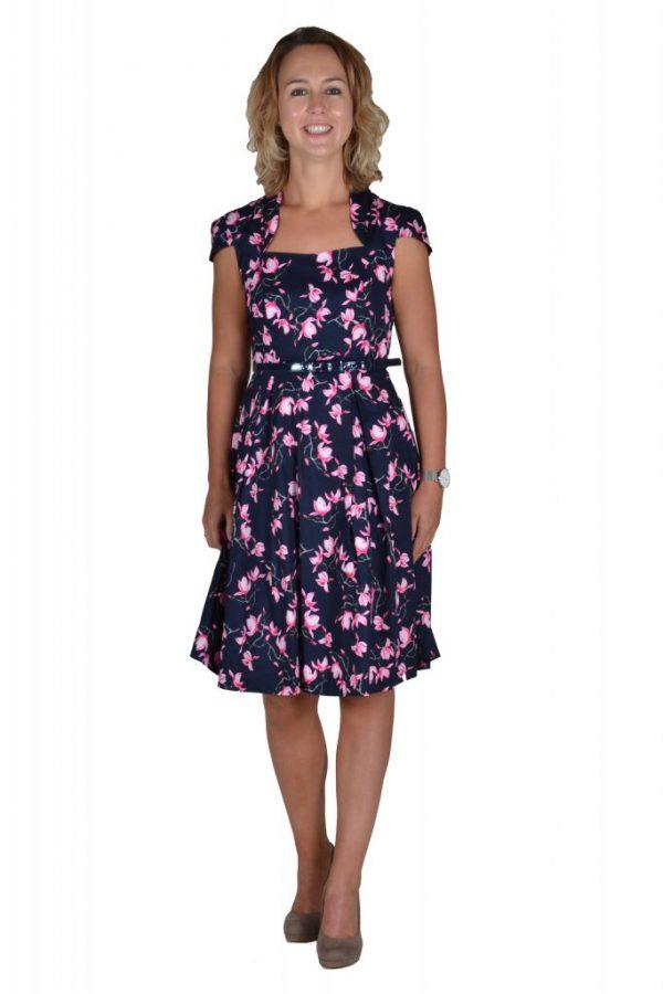 Stella jurk magnolia