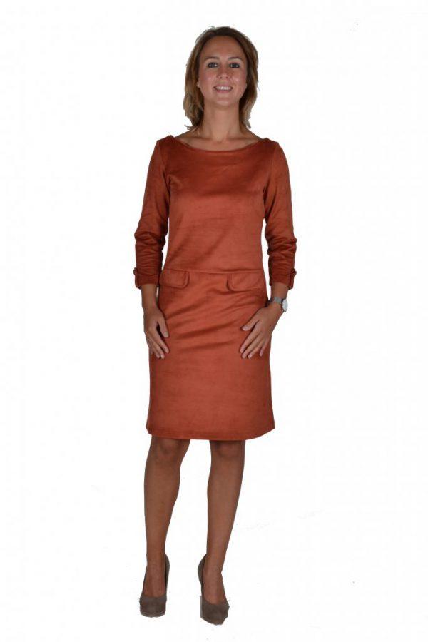 Le Pep dress Dallin koper