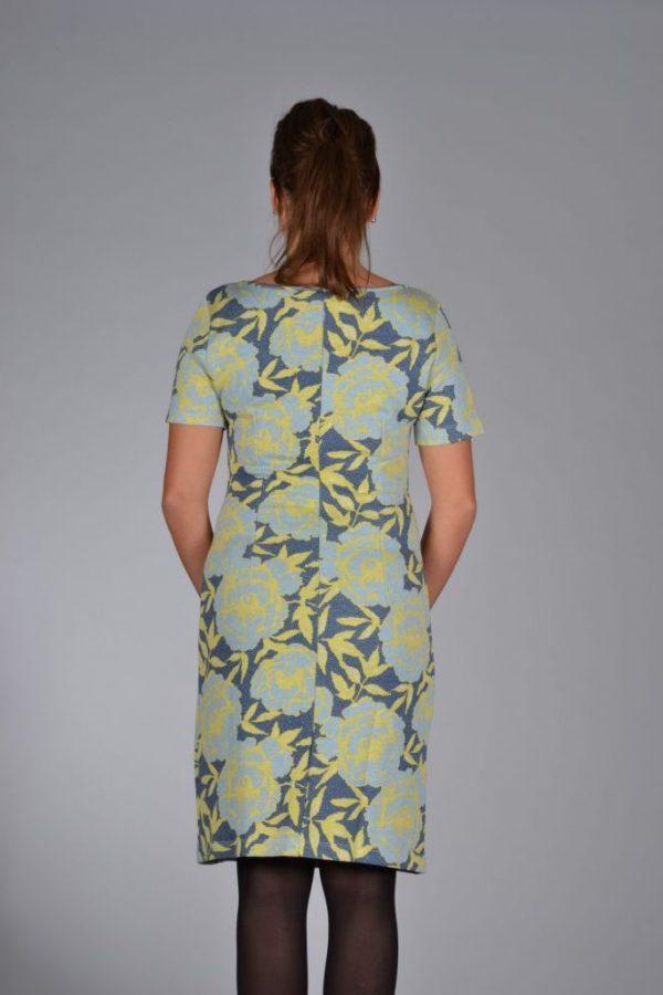 Le Pep dress Crystel blauw