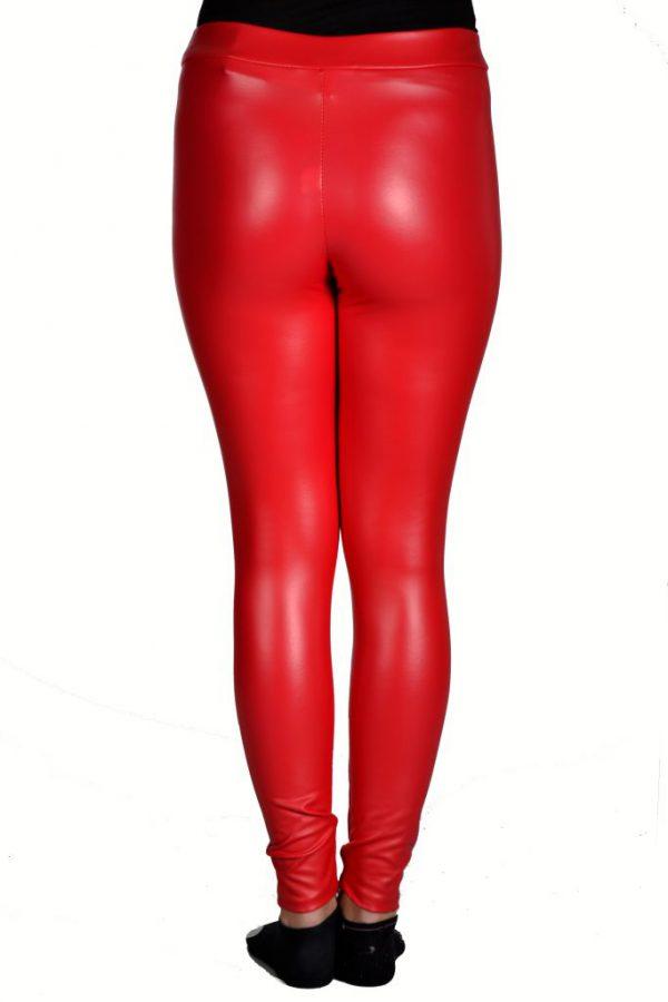 Sensi Wear legging rood achter