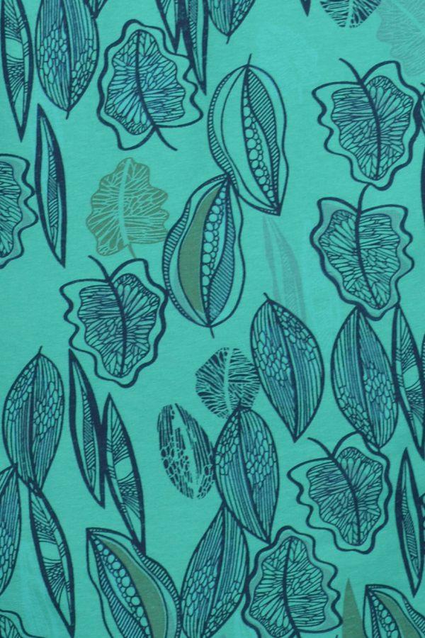 Sensi Wear blad groen patroon