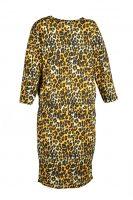 Sensi Wear panter overslag geel achter