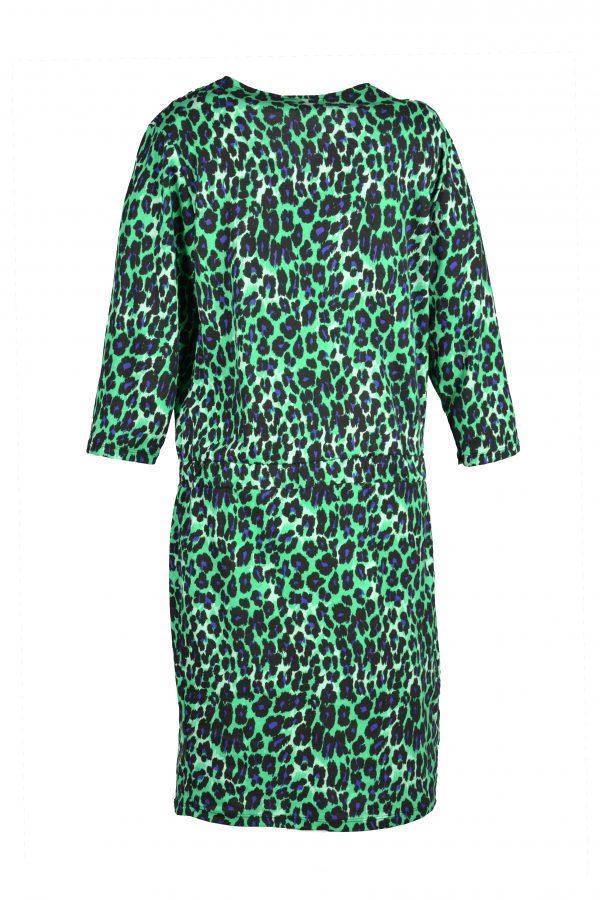 Sensi Wear panter overslag groen achter