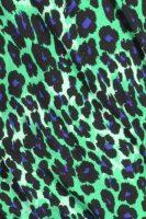 Sensi Wear panter overslag groen patroon