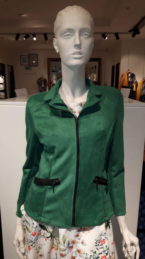 Sensi Wear jasje groen