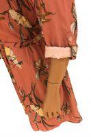 Sensi Wear blouse tuniek Oudroze detail