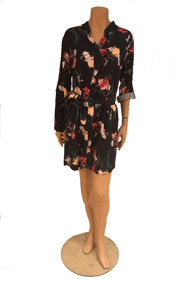 Sensi Wear blouse tuniek Zwart