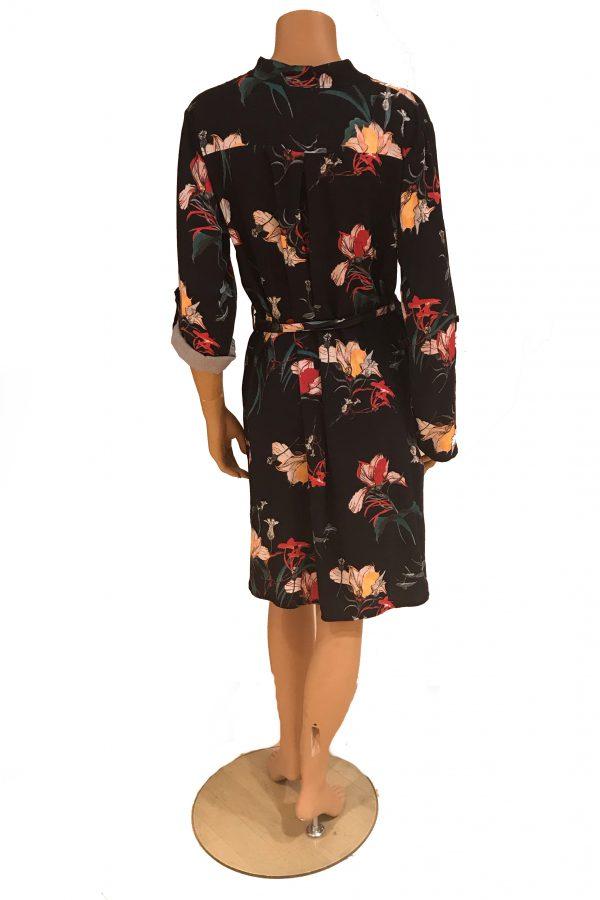 Sensi Wear blouse tuniek Zwart achter