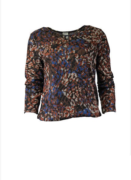 FOS shirt multi spot