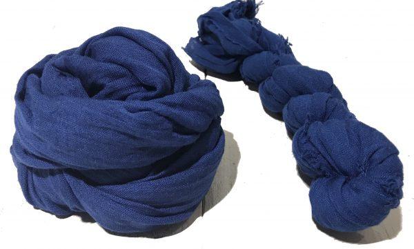 Sjaal Kobalt
