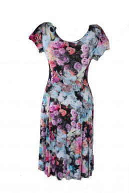 Stella Moretti jurk rozen