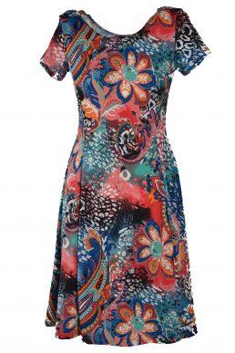 Stella Moretti jurk special flower