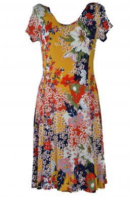 Stella Moretti jurk special paint