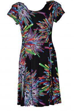 Stella Moretti jurk splash
