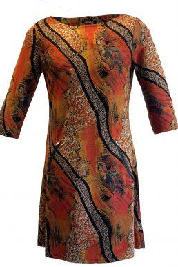 Vegas jurk Afrika
