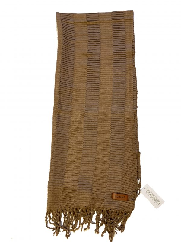 Romano sjaal Camel