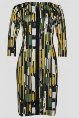 Angelle Milan jurk
